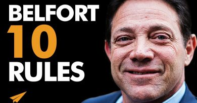 WOLF of Wall Street Talks The Art of SALES, HATERS & SUCCESS | Jordan Belfort
