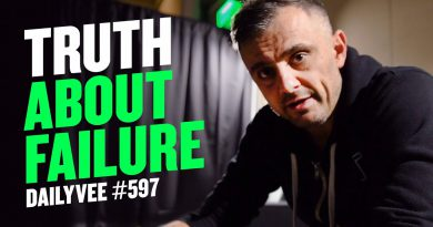 What You Really Fear Is Not Failure | DailyVee 597