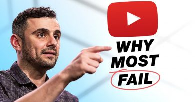 Why Most People Fail on YouTube with Gary Vaynerchuk