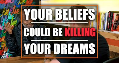 Your Beliefs Could Be Killing Your Dreams with Lewis Howes
