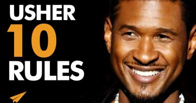 10 Pieces of Life-Changing ADVICE From Usher