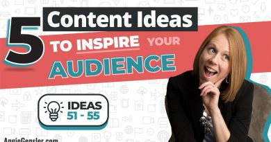 5 Content Ideas to Inspire your Audience on Social Media [Ideas 51 - 55]