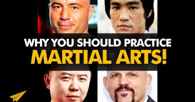 5 LESSONS EVERYONE Can Learn from MARTIAL ARTS | #BelieveLife