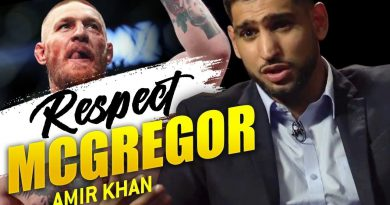 AMIR KHAN ON WHAT DRIVES CONOR MCGREGOR - UFC 246 McGregor vs 'Cowboy' Cerrone | London Real