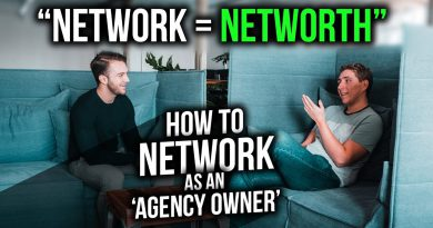 BUILD YOUR SMMA NETWORK - Networking With Influential People In Business