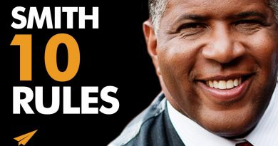 Billionaire Who ERASED STUDENT DEBT | Life Changing ADVICE From Robert F. Smith