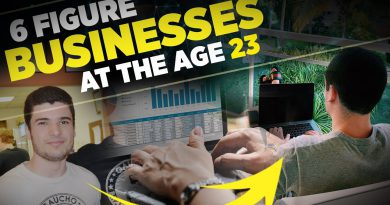 Broke To FOUR 6-Figure Businesses By 23 (Interview w/ Patrick Corsino)