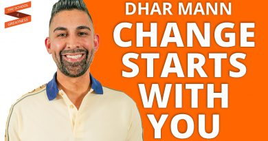 Change Starts with You | Dhar Mann and Lewis Howes
