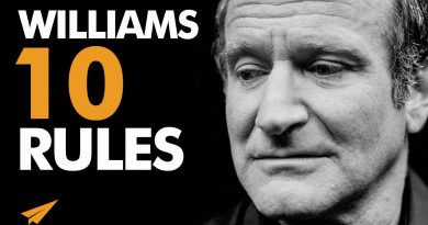 Comedy ICON Shares 10 Pieces of LIFE-CHANGING Advice | Robin Williams