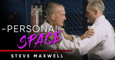 DEALING WITH PEOPLE IN YOUR PERSONAL SPACE: How To Get Inside Control | Steve Maxwell London Real