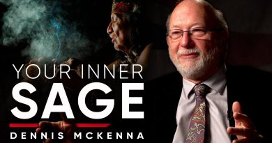 DISCOVERING YOURSELF: How To Open Your Mind Like Never Before | Dennis McKenna On London Real