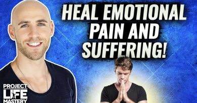 How To Free Yourself From Emotional Pain & Suffering