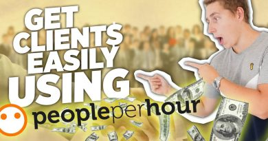 How To Get Clients EASILY on PeoplePerHour (Step-By-Step Method for Freelance Websites)