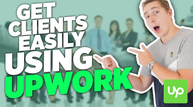 How To Get SMMA Clients on Upwork EASILY (Social Media Marketing - Bradley Riley)