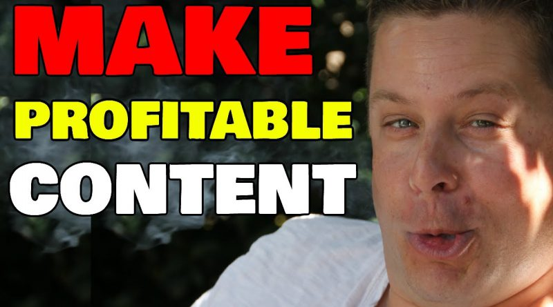 How To Write Content For Your Website Or Blog That Makes Money - Affiliate Marketing Secrets