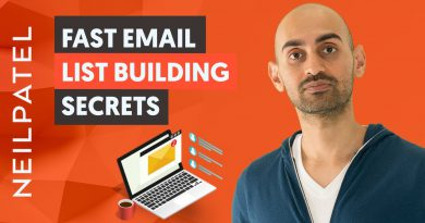 How to Build an Email List Fast and for Free — My Secrets to Reaching 270k+ Subscribers