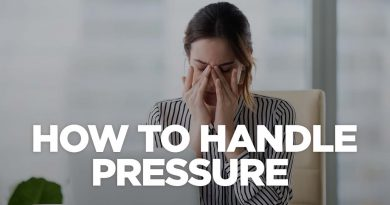 How to Handle Pressure | The G&E Show