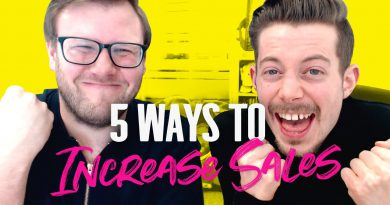 How to Increase Sales and Get More Customers Part 1 | 5 Easy Ways 🔥