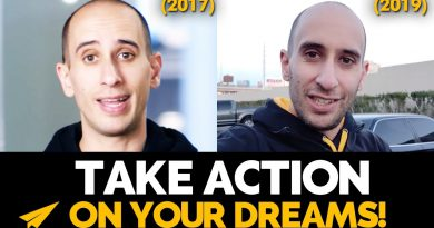 How to TAKE ACTION Right NOW and Achieve Your DREAMS! | 2017 vs 2019 | #EvanVsEvan