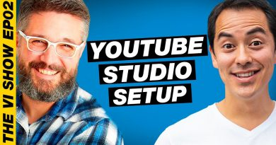 How to build a YouTube Studio (DIY & Affordable Tips)