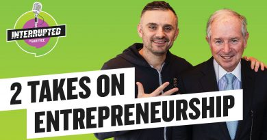 Loving Your Process With Stephen Schwarzman | Interrupted by GaryVee 001