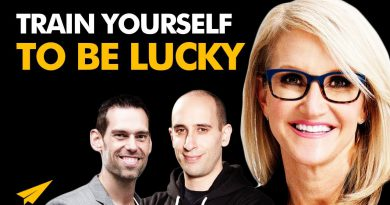 One SIMPLE TRICK to Create LUCK in Your LIFE! | Mel Robbins | #Entspresso