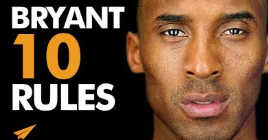 PUSH Through The PAIN! | Kobe Bryant | Top 10 Rules