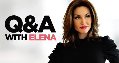 Q&A With Elena Cardone | The G&E Show