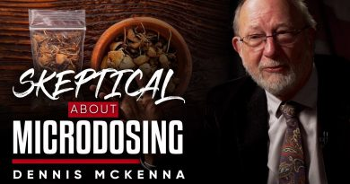 THERE NEEDS TO BE MORE STUDIES: Why I'm Skeptical About Micro-Dosing | Dennis McKenna on London Real