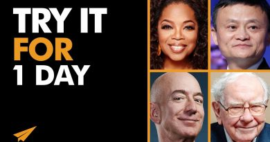 TRY IT For 1 DAY | The BILLIONAIRES Do This EVERYDAY! | #BelieveLife