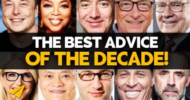 The Top 10 BEST RULES of the DECADE! | Elon, Buffett, Oprah, Gates & More | #BelieveLife