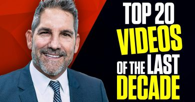 Top 20 Videos Of The Last Decade - Grant Cardone