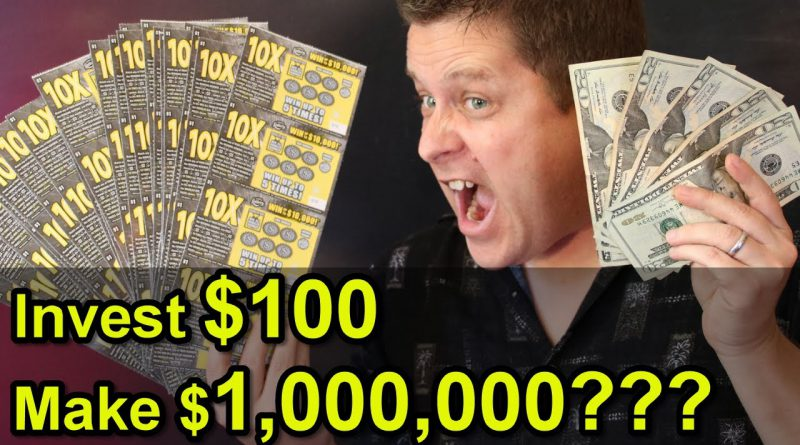 Turn $100 To $1,000,000?