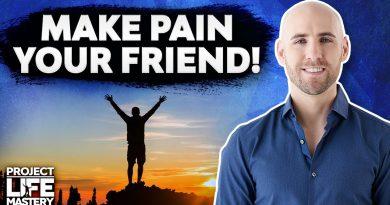 USE YOUR PAIN AS MOTIVATION | Stefan James Motivational Video
