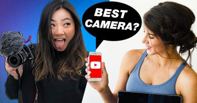 What Cameras Do YouTubers Use and Why 2020?