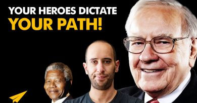 Who Are Your HEROES!? | Warren Buffett | #Entspresso