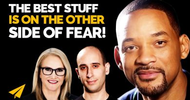 Why Do You NEED FEAR!? | Will Smith | #Entspresso