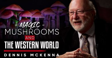 YOU'LL SEE ALIENS: Introducing The Western World To Magic Mushrooms | Dennis McKenna on London Real