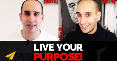 3 SIMPLE STEPS to FIND Your PURPOSE | 2014 vs 2019 | #EvanVsEvan