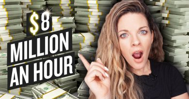$8 MILLION AN HOUR? (#1 LESSON FROM A BILLIONAIRE)