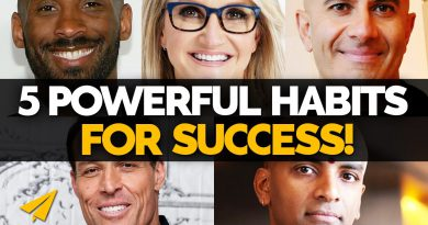 Best ROUTINES & HABITS for SUCCESS! | The POWER of SLEEP & MINDFULNESS | #BelieveLife