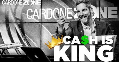 Cash Flow is King | Cardone Zone
