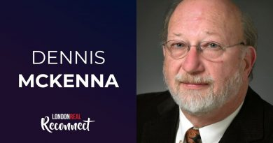 Dennis McKenna - Ayahuasca Helps Rebuild Our Relationship With Nature