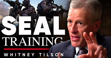 GOING THROUGH MILITARY TRAINING What It's Like To Train With The Navy SEALS - Whitney Tilson