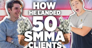 HOW MY STUDENT LANDED 50 SMMA CLIENTS!! - Interview w/ Michael Vargas