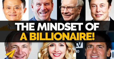How BILLIONAIRES THINK | Success ADVICE From the TOP | #BelieveLife