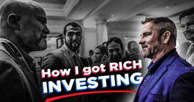 How I Got RICH Investing - Grant Cardone