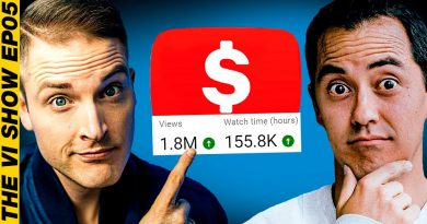 How Much Does YouTube Pay for 1 Million Views? (Our Income Revealed) | #VIshow 05