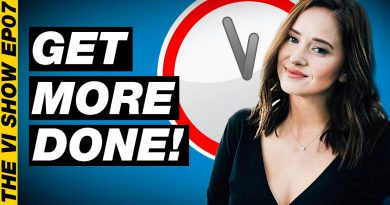 How to Boost YOUR Productivity and Build a Profitable Business with YouTube #VIShow 07