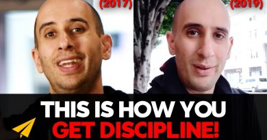 How to GET More SELF DISCIPLINE & Become SUCCESSFUL | 2017 vs 2019 | #EvanVsEvan
